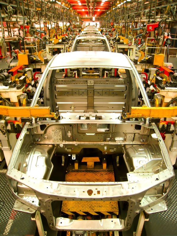 14804154 - car assembly line