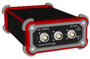 Inertia will launch the nexoDAQ wireless system at ISMA 2018