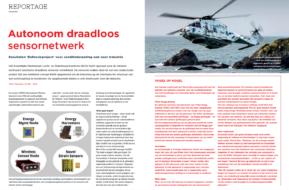 """AWISE project in """"Aandrijven en Besturen"""" Dutch magazine"""